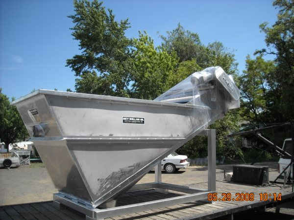 Municipal Separator/Waste Recyclers
